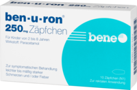 BEN-U-RON 250 mg Suppositorien