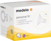 MEDELA Personal Fit Brusthaube Gr.XL 2 St